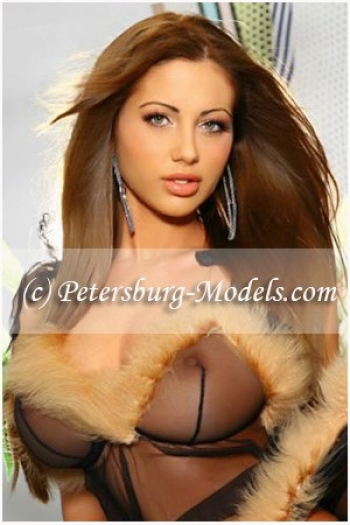 Escort ladies St-Petersburg Alina